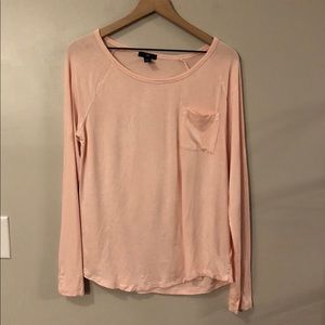 Gap Long Sleeve Casual Top Size Large